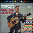George Jones: 'The New Favourites of George Jones' (United Artists Records, 1962)