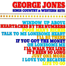 George Jones: 'George Jones Sings Country & Western Hits' (Mercury Records, 1961)