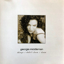 Georgia Middleman: 'Things I Didn't Know I Knew' (Middle Sister Records, 2008)