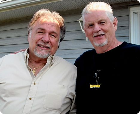 Gene Watson and Dick McVey