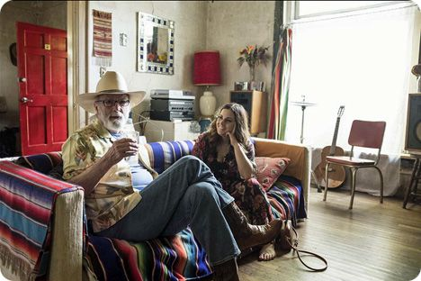 Hugh Prestwood and Rumer in Nashville on Saturday 18 May 2019