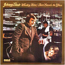 Johnny Bush: 'Whiskey River / There Stands The Glass' (RCA Victor Records, 1973)