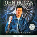 John Hogan: 'The Ultimate Collection: 25th Anniversary' (Rosette Records, 2012) (3-CD Box Set)