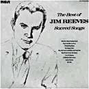 Jim Reeves: 'The Best of Jim Reeves' Sacred Songs' (RCA Victor Records, 1974)