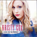 Kirsty Cox: 'Living For The Moment' (Pisgah Ridge Records, ‎2014)