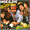Moe Bandy & Joe Stampley: 'Good Ol' Boys: Alive & Well' (Columbia Records, 1984)