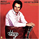 Merle Haggard: 'Merle Haggard: His 30th Album' (Capitol Records, 1974)