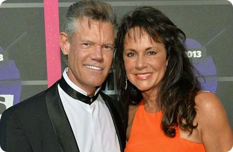 Randy Travis & Mary Davis Travis