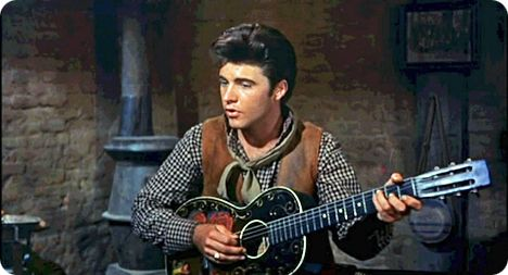 Rick Nelson (Wednesday 8 May 1940 - Tuesday 31 December 1985)