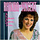 Rhonda Vincent: 'A Dream Come True' (Rebel Records, 1990)