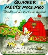 Ricky Van Shelton: 'Quacker Meets Mrs. Moo: Takes from a Duck Named Quacker' (RVS Books, 1993)