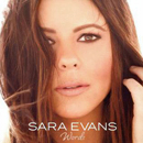 Sara Evans: 'Words' (Born To Fly Records, 2017)
