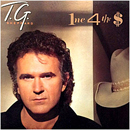 T.G. Sheppard: 'One For The Money' ('1ne 4 The $') (Columbia Records, 1987)