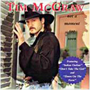 Tim McGraw: 'Not a Moment Too Soon' (Curb Records, 1994)