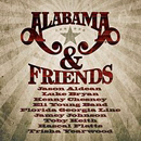 Various Artists: 'Alabama & Friends' (Showdog-Universal Music Records, 2013)