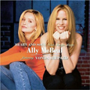 Vonda Shepard: 'Heart & Soul: New Songs From Ally McBeal, featuring Vonda Shepard' (550 Music / Epic Records / SME Records, 1999)