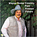 Wayne Kemp: 'Country, Past, Present, Future' (Doorknob Records, 1983)