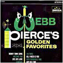 Webb Pierce: 'Webb Pierce's Golden Favourites' (Decca Records, 1961)